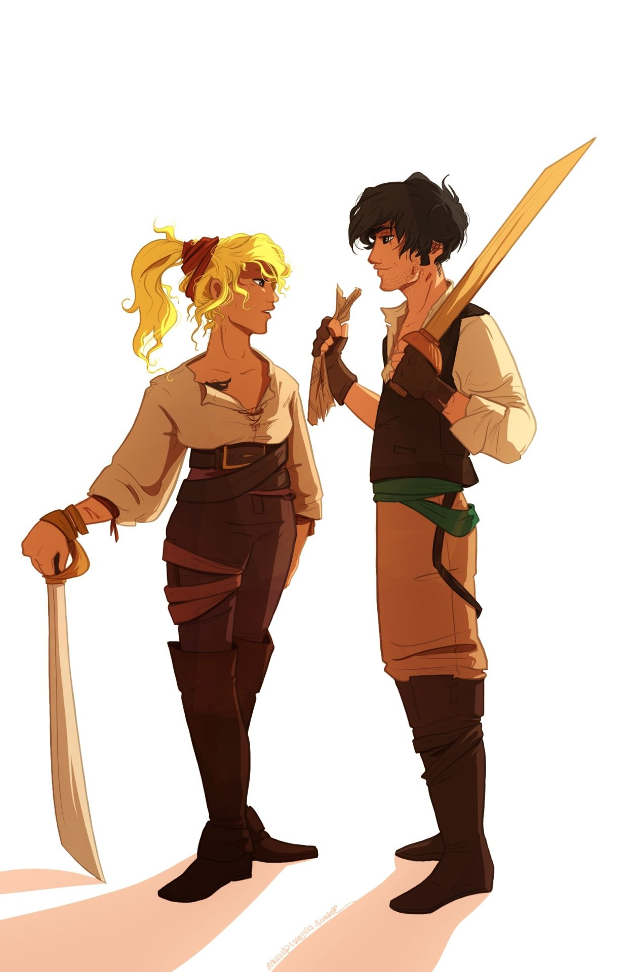 anxiouspineapples pjo pirate au that�s my map you�re