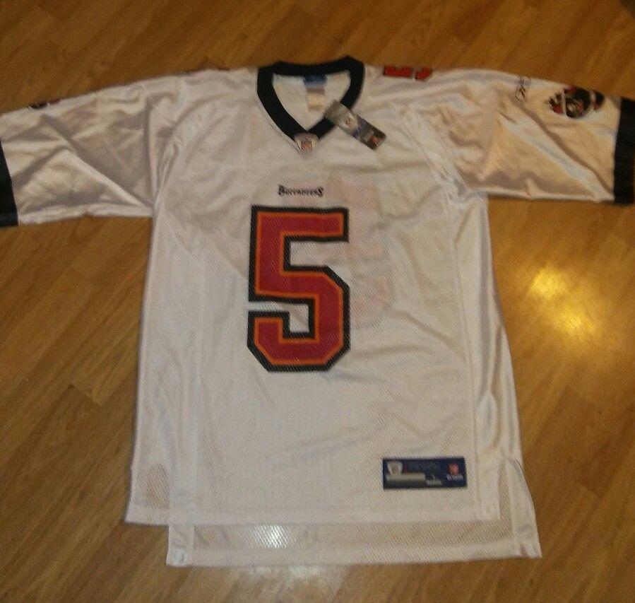 Reebok On Field Authentic NFL Jersey Tampa Bay Buccaneers Freeman White Lg  NWT  Reebok  Authentic  TampaBayBuccaneers 8c21b3cd3