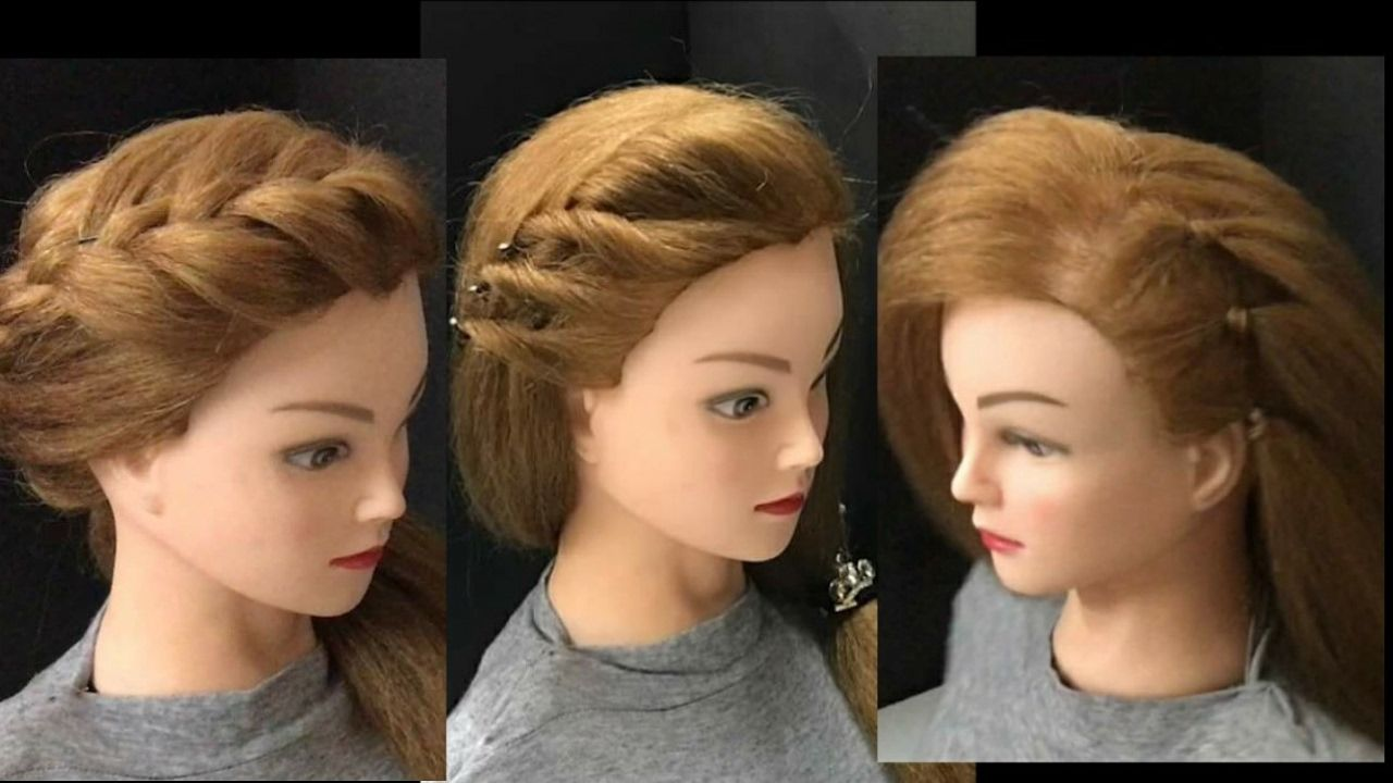 6 easy hairstyles for routine : Прически everyday hairstyles