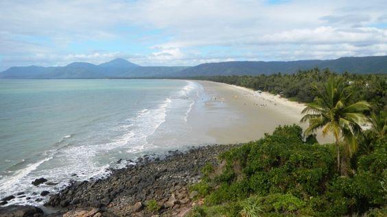 Port Douglas Beach, Qld