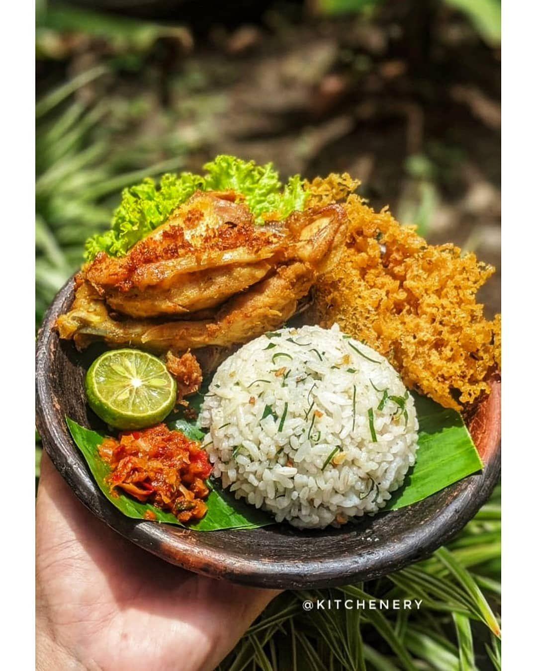 Resep Nasi Daun Jeruk Resep Resep Makanan Pembuka Makanan