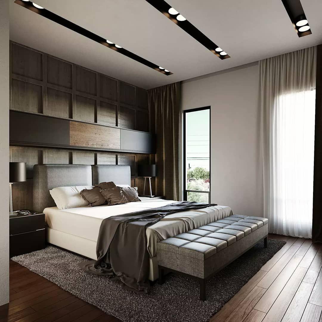 Decoraci n de recamaras modernas ideas y tendencias en for Recamaras decoracion interiores