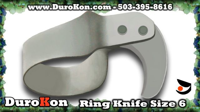 Pin On Ring Knives Handy For Cutting Twine Boxes Tape Film