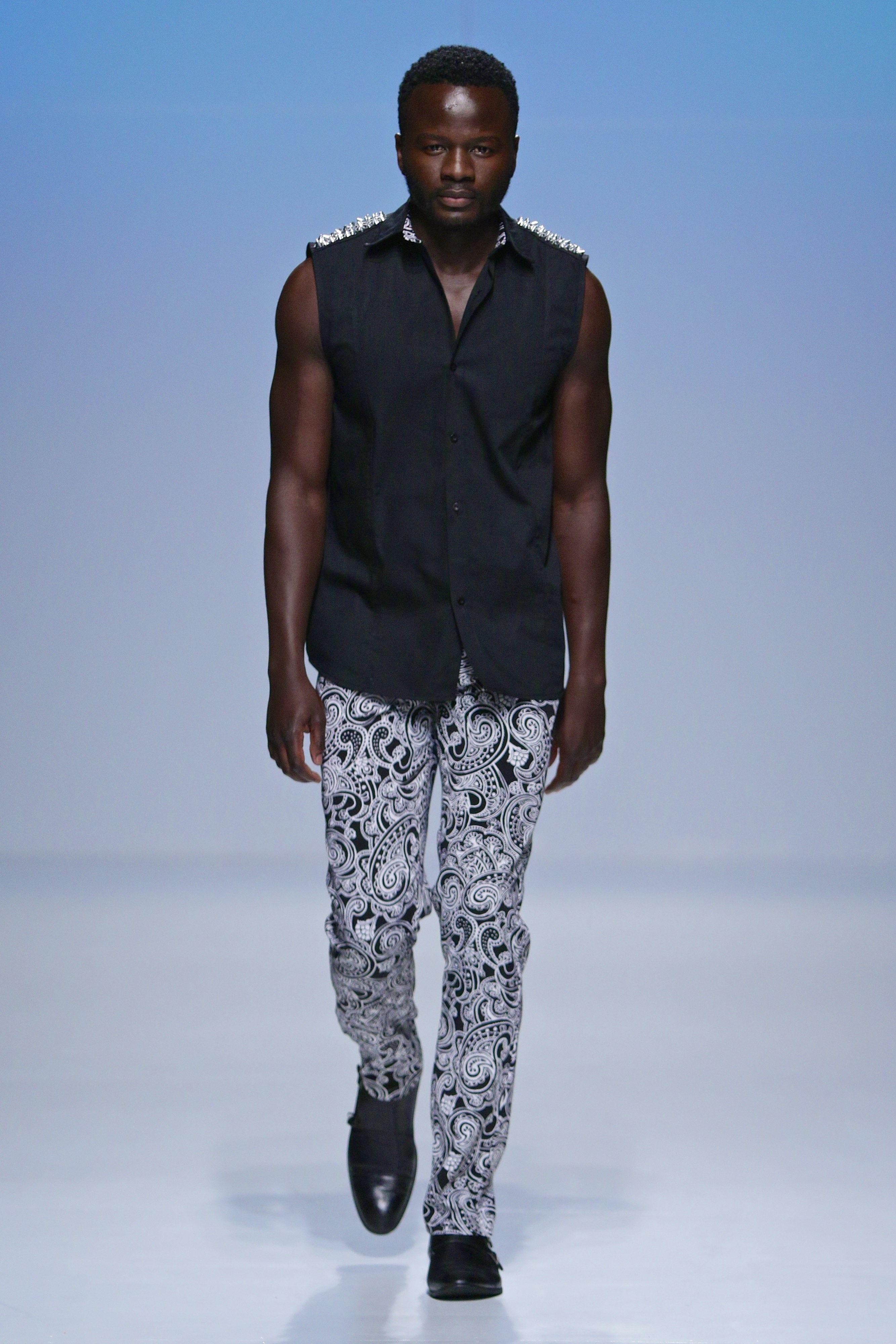 Shadow by Sidumiso #Menswear #Trends #Tendencias #Moda Hombre - #DFF2015 #Durban Fashion Fair 2015