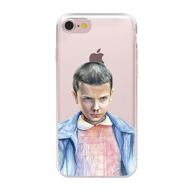 coque iphone 6 stranger things 2