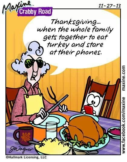 Image result for maxine thanksgiving images