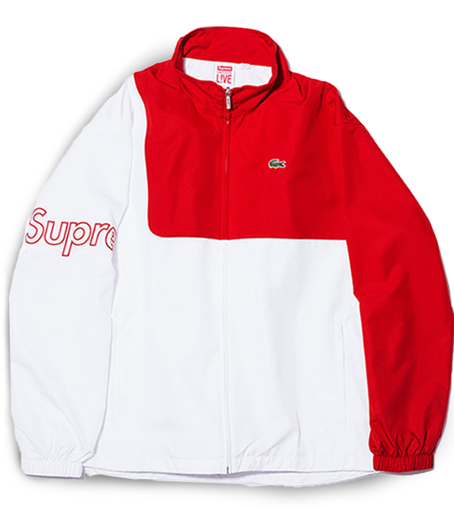 mieux aimé 0c525 46190 12 upgraded sports jackets for spring | Lacoste | Supreme ...