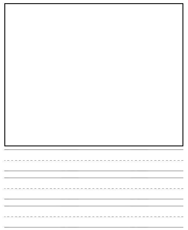 Free Worksheets And Printables Online Kindergarten Writing Paper Writing Paper Printable Kindergarten Writing