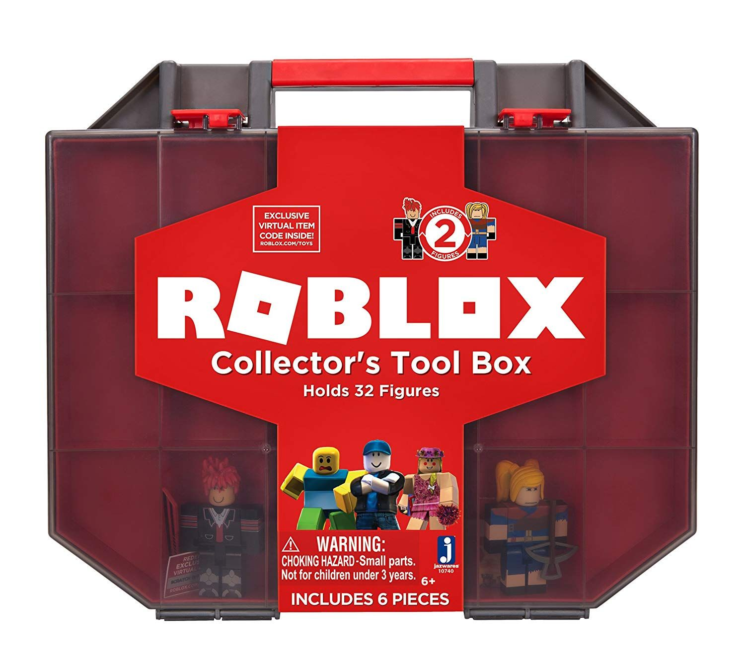 Roblox Collector's Tool Box Toys & Games