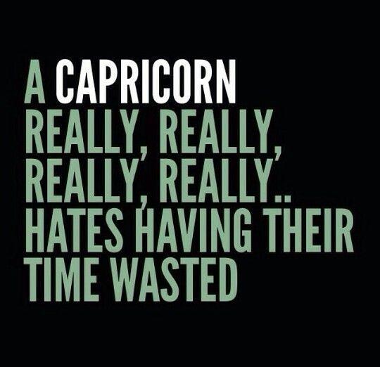 Capricorn truth