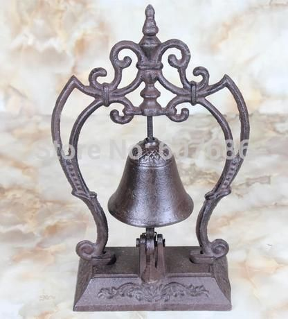 Bell Decor Alluring European Style Large Pedestal Rustic Fleur De Lis Cast Iron Review