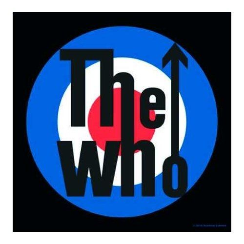 the who target mod logo single coaster logo google northern soul rh pinterest co uk UFO Band Posters heavy metal band posters