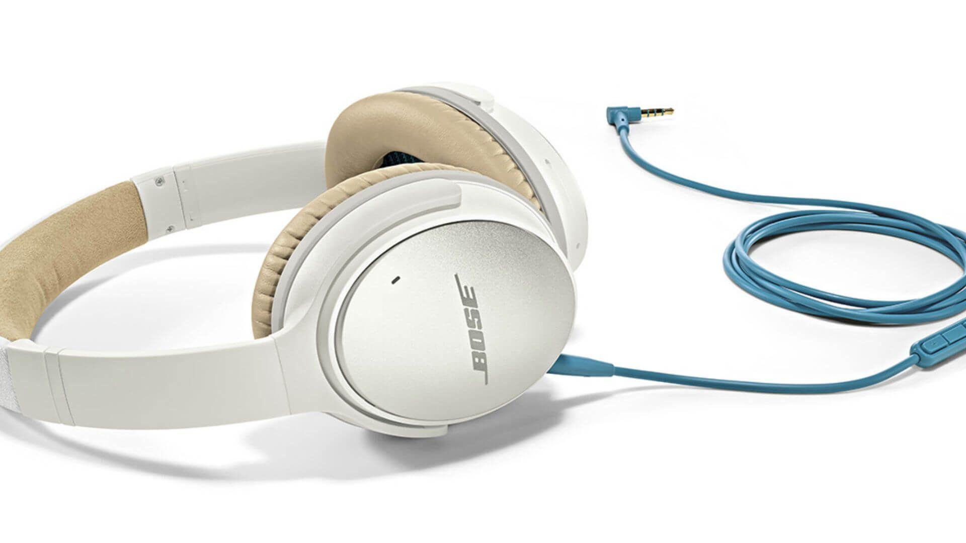 Bose Quietcomfort 25 Review Techx Headphones Bose Headphones Noise Cancelling Headphones