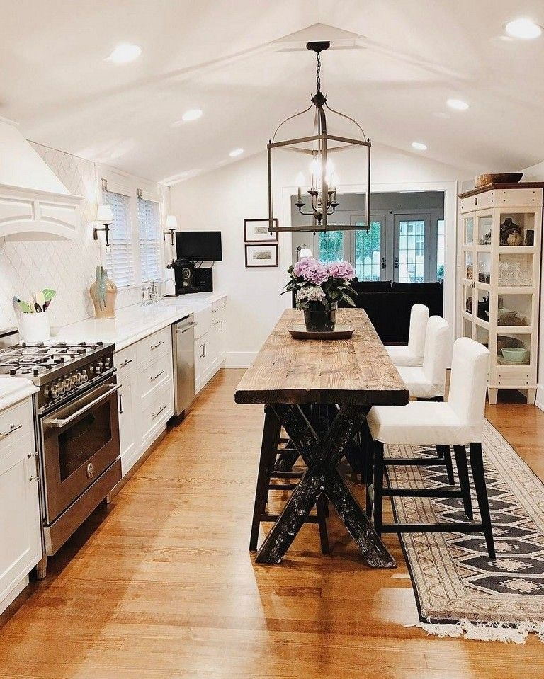 12 Inspiring Kitchen Island Ideas: 42+ Inspiring Tips On Decorating Small Kitchen