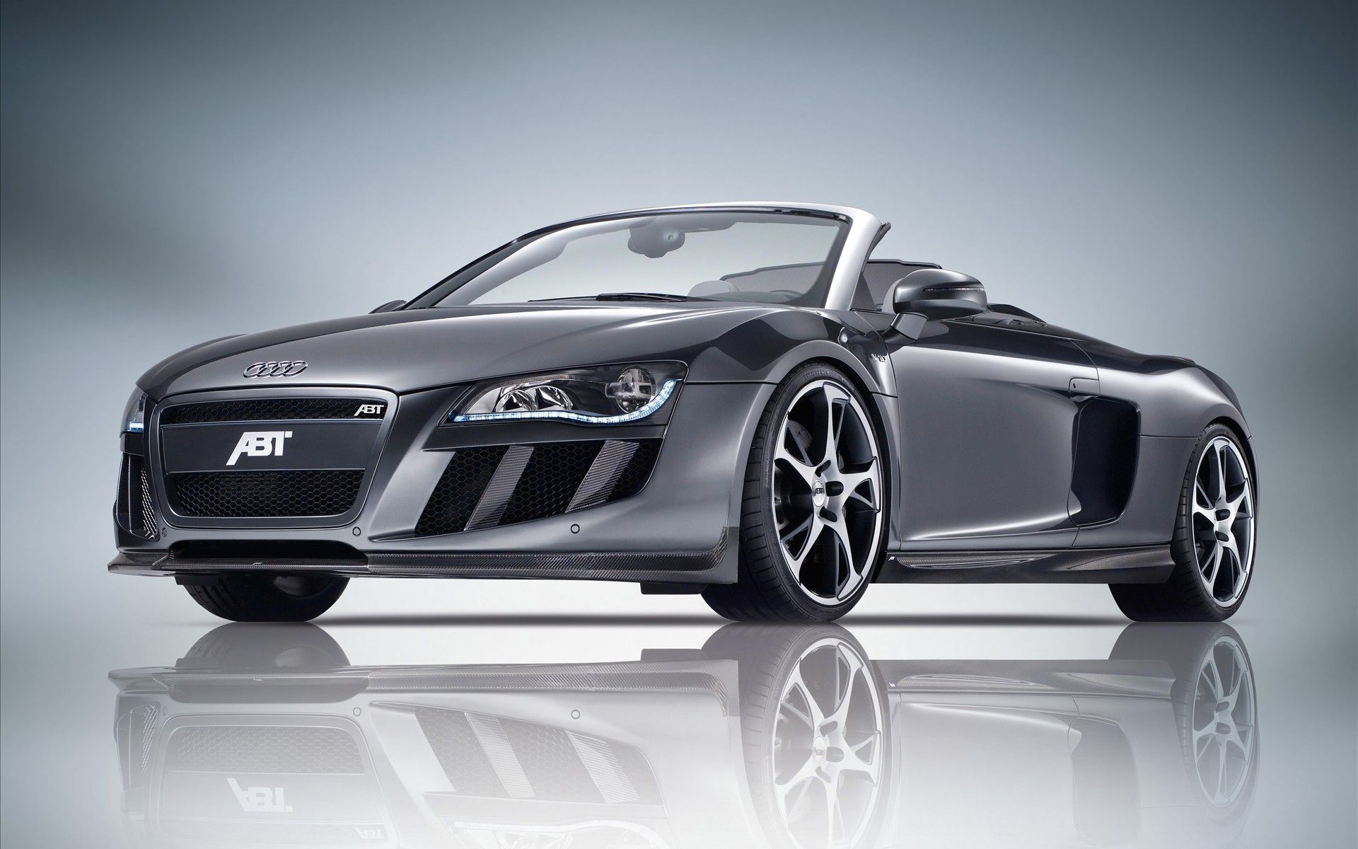 Alternative Fuels  Grey Audi r8 and Fifty shades