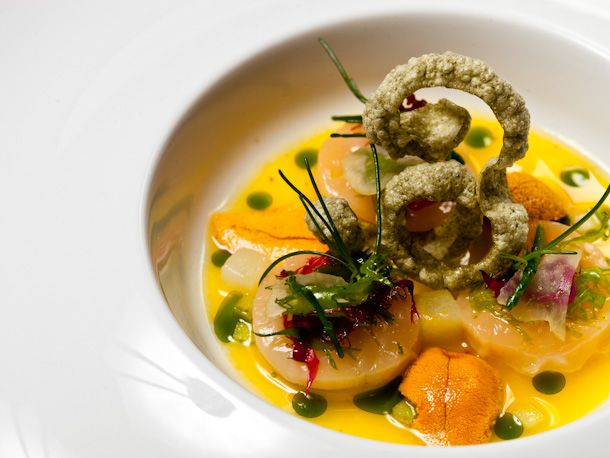 We Chat With Chef Daniel Boulud On His 20th New York Anniversary Food Presentation Plates Food Food Presentation