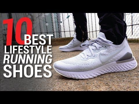 dbb810f44 Top 10 BEST Lifestyle Running Shoes of 2019 - YouTube