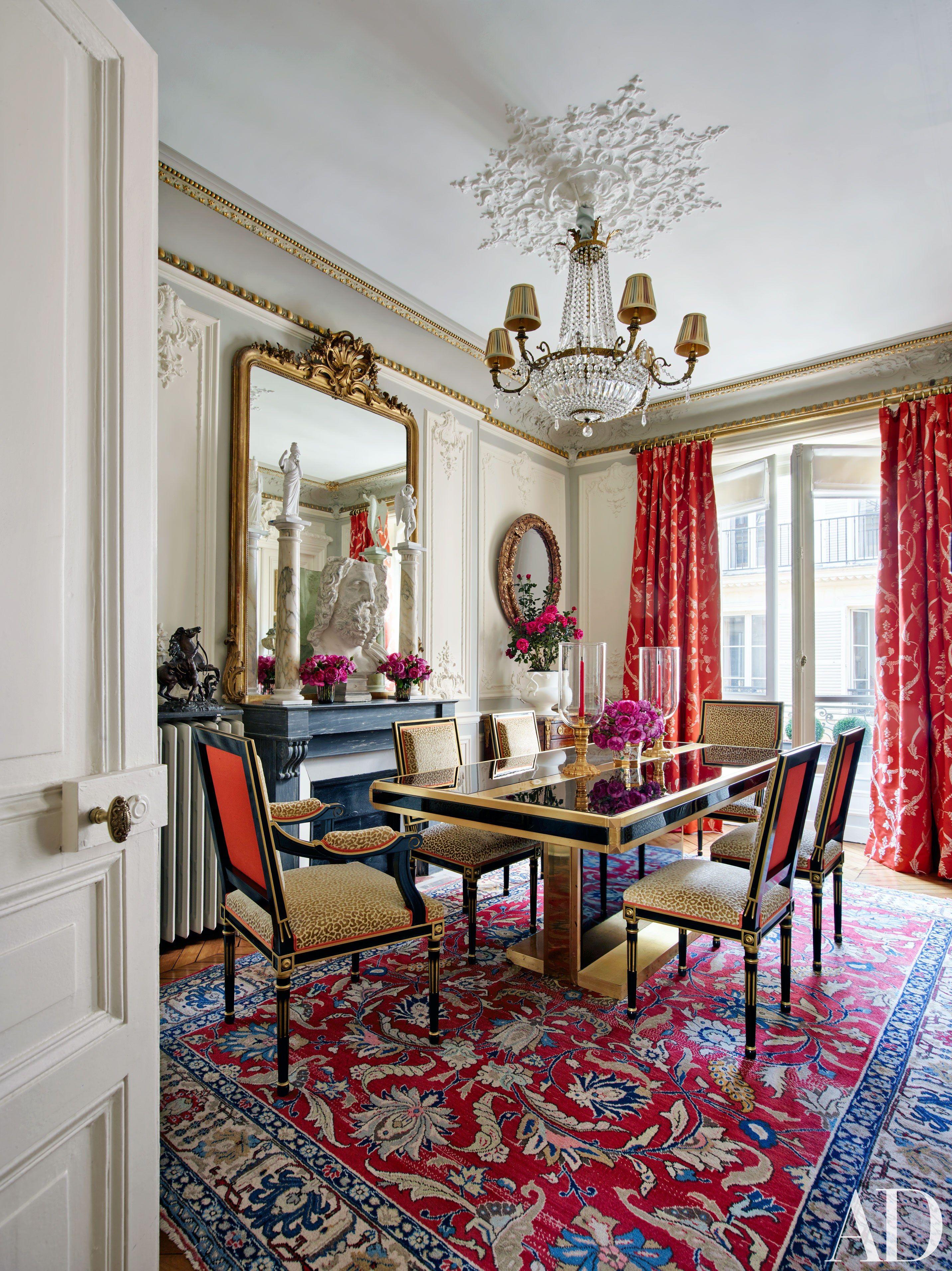 Decorator Timothy Corrigan Invites Us Inside His Paris Apartment ...