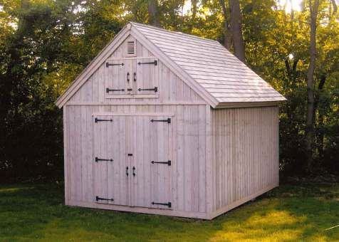 12 X 16 Telluride Shed In Bedford Ny Shed Garden Shed Kits Shed Plans