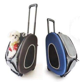 innopet hundetrolley 4 in 1 f r hunde bis 6 kg hundewelten. Black Bedroom Furniture Sets. Home Design Ideas
