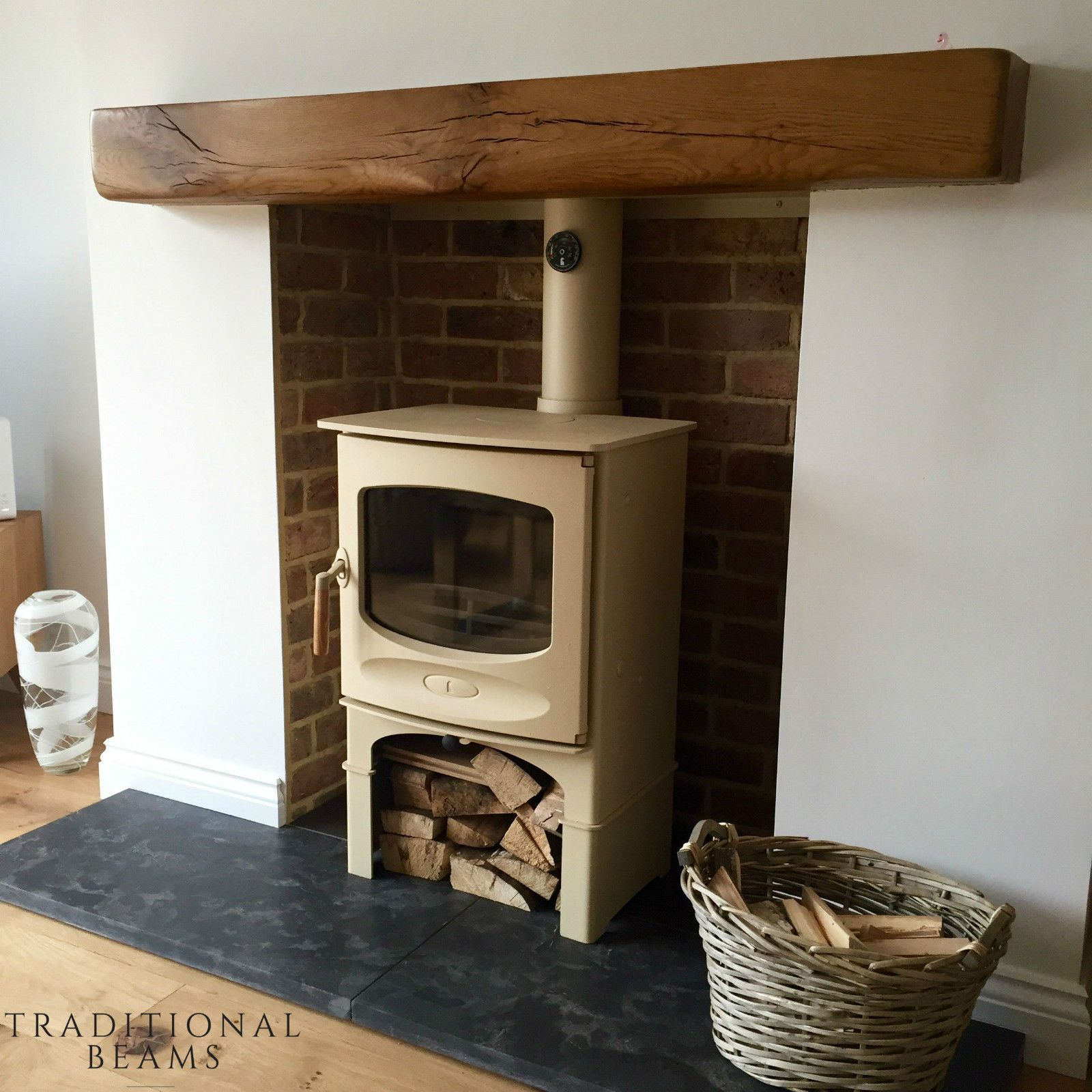 Fireplace Beams Solid Oak Beams Shaped Fireplace Beam Rustic Floating Shelf