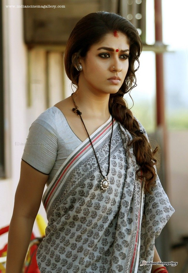 Join. nayanthara hot saree charming