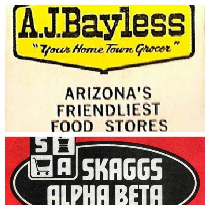 a j bayless skaggs and alpha beta grocery stores no longer exist