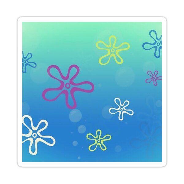 Spongebob Sky Sticker by julie1504