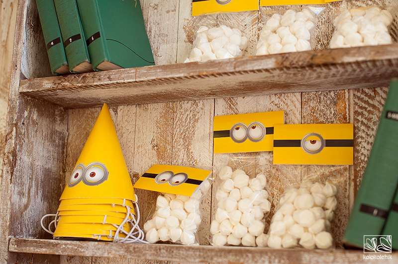 MINIONS Birthday Party Ideas | Photo 1 of 27