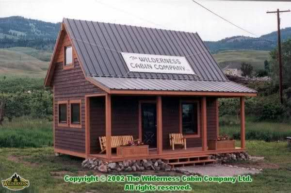 Page Weekend Cabin U003d Large Storage Shed?