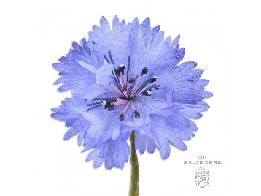 Blue Cornflower Detail Boutonniere By Fort Belvedere Buttonhole Flowers Boutonniere Cornflower