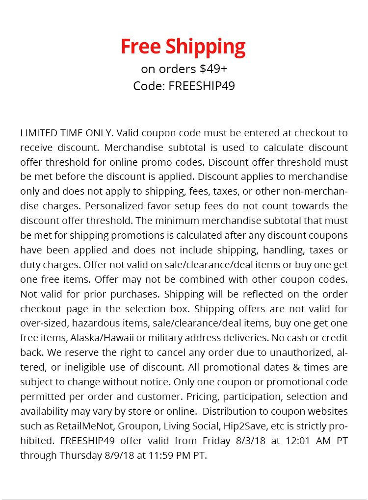 Pin by Alex on G Promo codes online, Party city, Promo codes