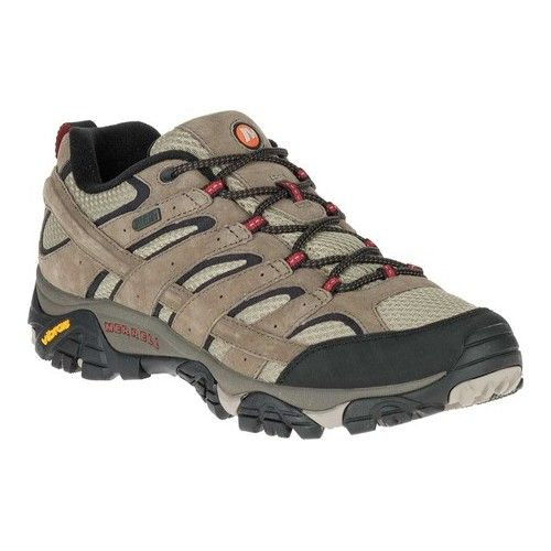 1aef962e099 Men's Merrell Moab 2 Waterproof Hiking Shoe - Bark Brown Hiking ...