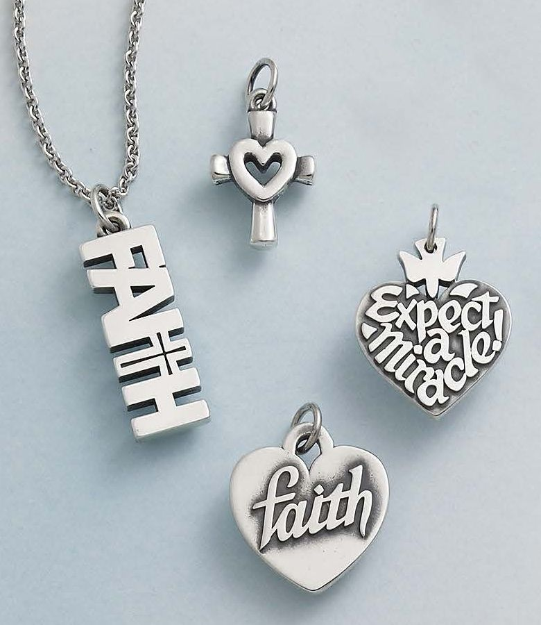 Tag Charms for Bracelets and Necklaces Love Charm