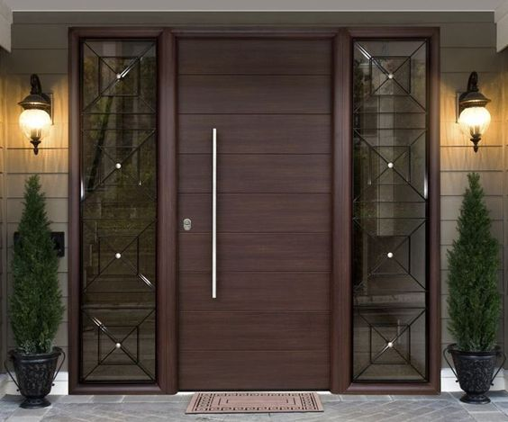 Puertas Para Exterior De Madera Disenos De Puertas Exteriores Puertas Principales Modernas D Entrance Door Design Home Door Design Main Entrance Door Design