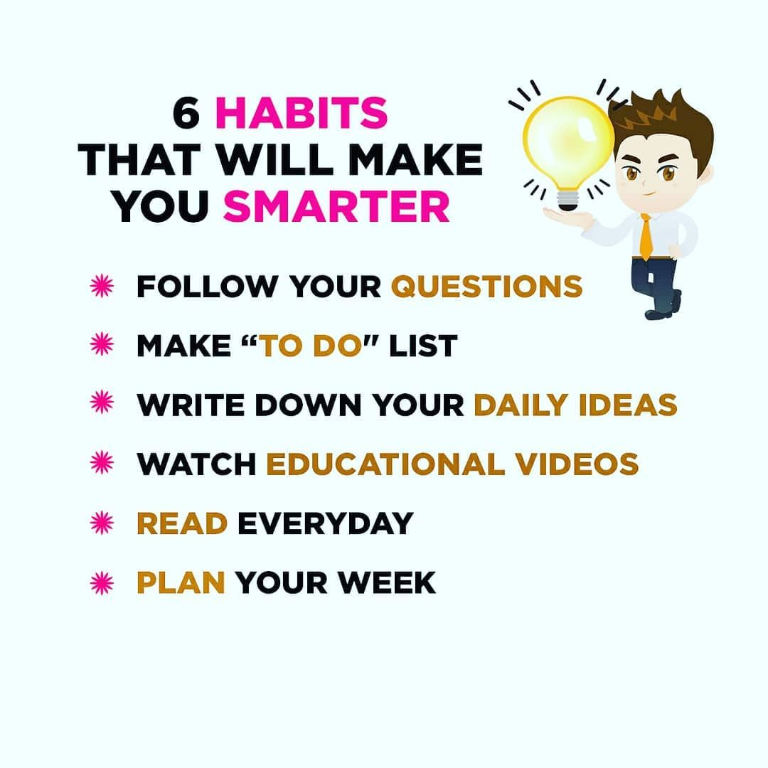 "Think & Grow Entrepreneurship on Instagram ""Which Habit U"