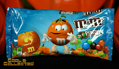 Packaging Pick of the Day 102412 Pretzel m's! M&ms