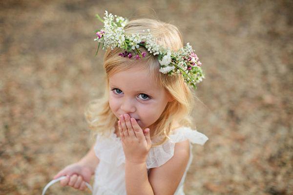 Die Neusten Modetrends Fur Blumenkinder My Dream Wedding