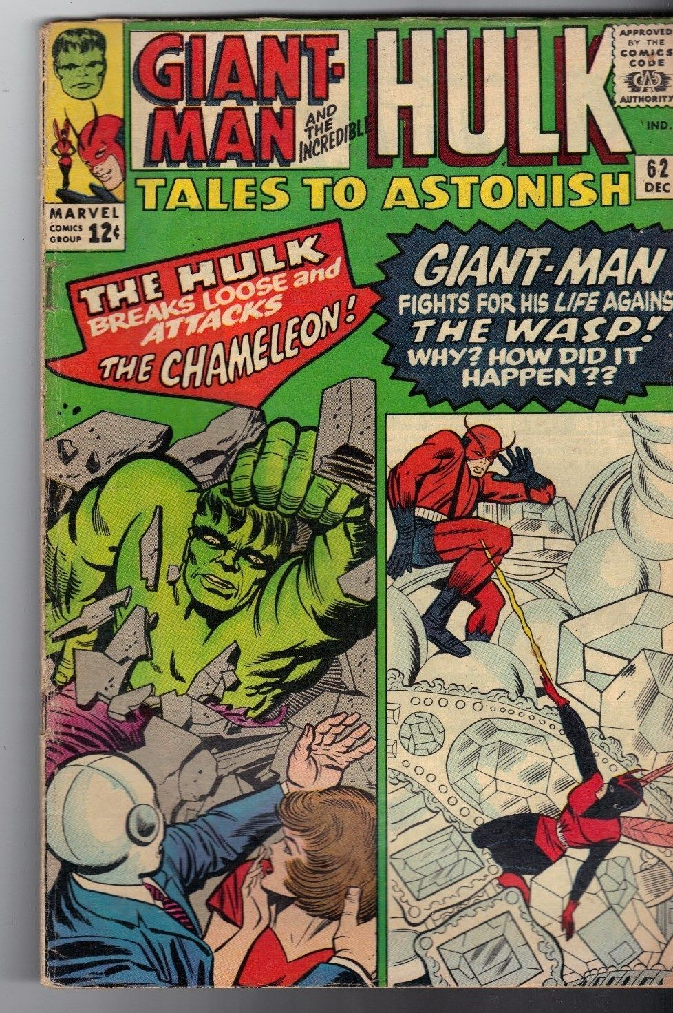 Tales to Astonish Comic