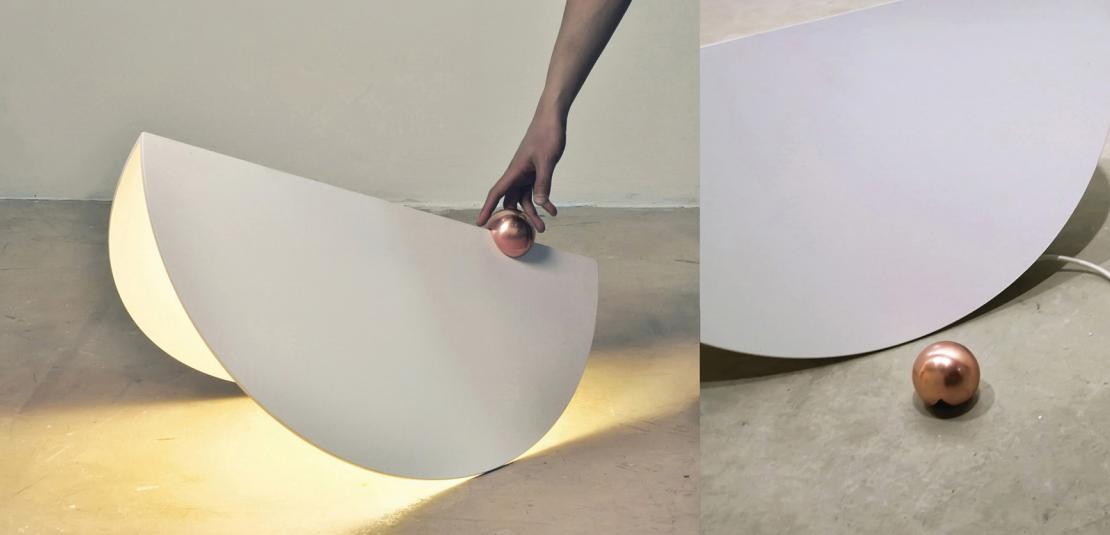 .isaac chen / floor lamp / 2009