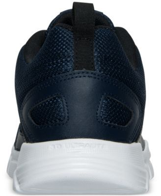 4106e46874c463 Reebok Men s Trainfusion 5.0 L Mt Training Sneakers from Finish Line -  COLLEGIATE NAVY PEWTER 10.5