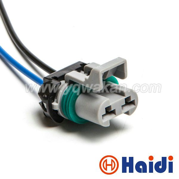 Free Shipping 2sets Ford Fan Plug Electronic Fan Plug Headlamp Plug Power Abs Pump Connector Wire Harness Plug 15363990 Affiliate