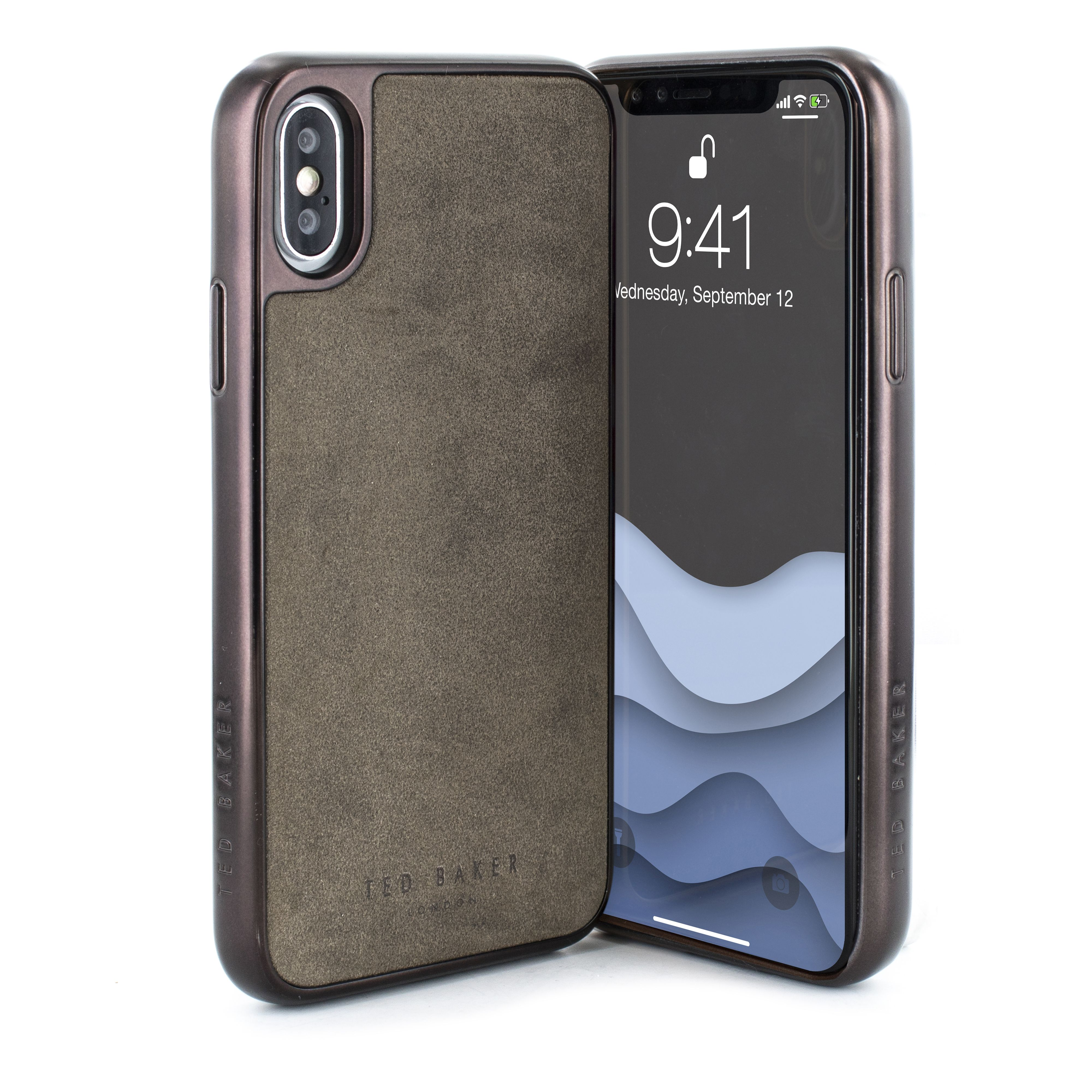 a5af41048 Ted Baker Connected Case for iPhone X XS - Hartzz. Smart ...