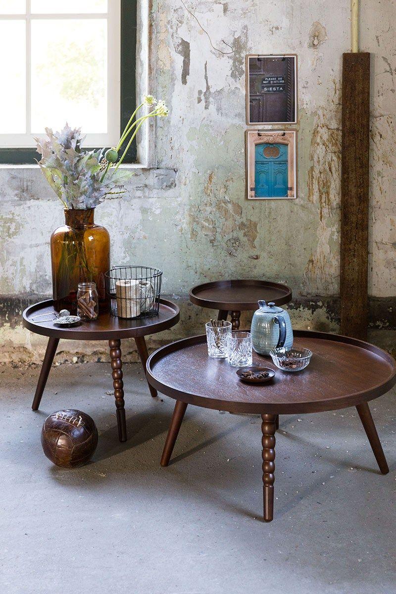 Arabica Coffee Table Dutchbone Woo Design In 2020 Coffee