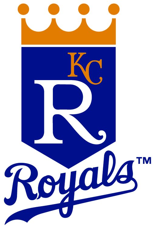 Kansas City Royals Primary Logo Kansas City Royals Kansas City Royals Logo Kansas City