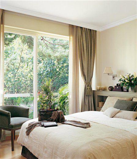 25 consejos para acertar con las cortinas cortinas for Colores de cortinas para dormitorio