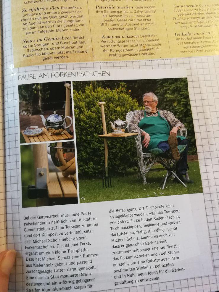 Mein Garten Journal Garten Feldsalat Petersilie