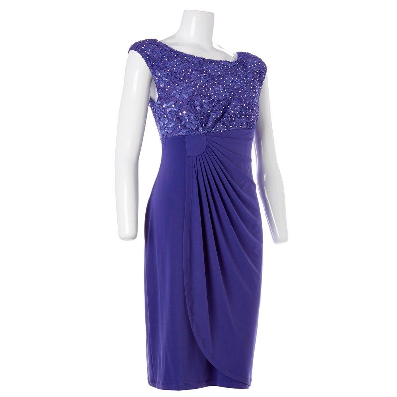 Sequin Lace Sarong Dress - Burlington Coat Factory | Looking Lovely ...