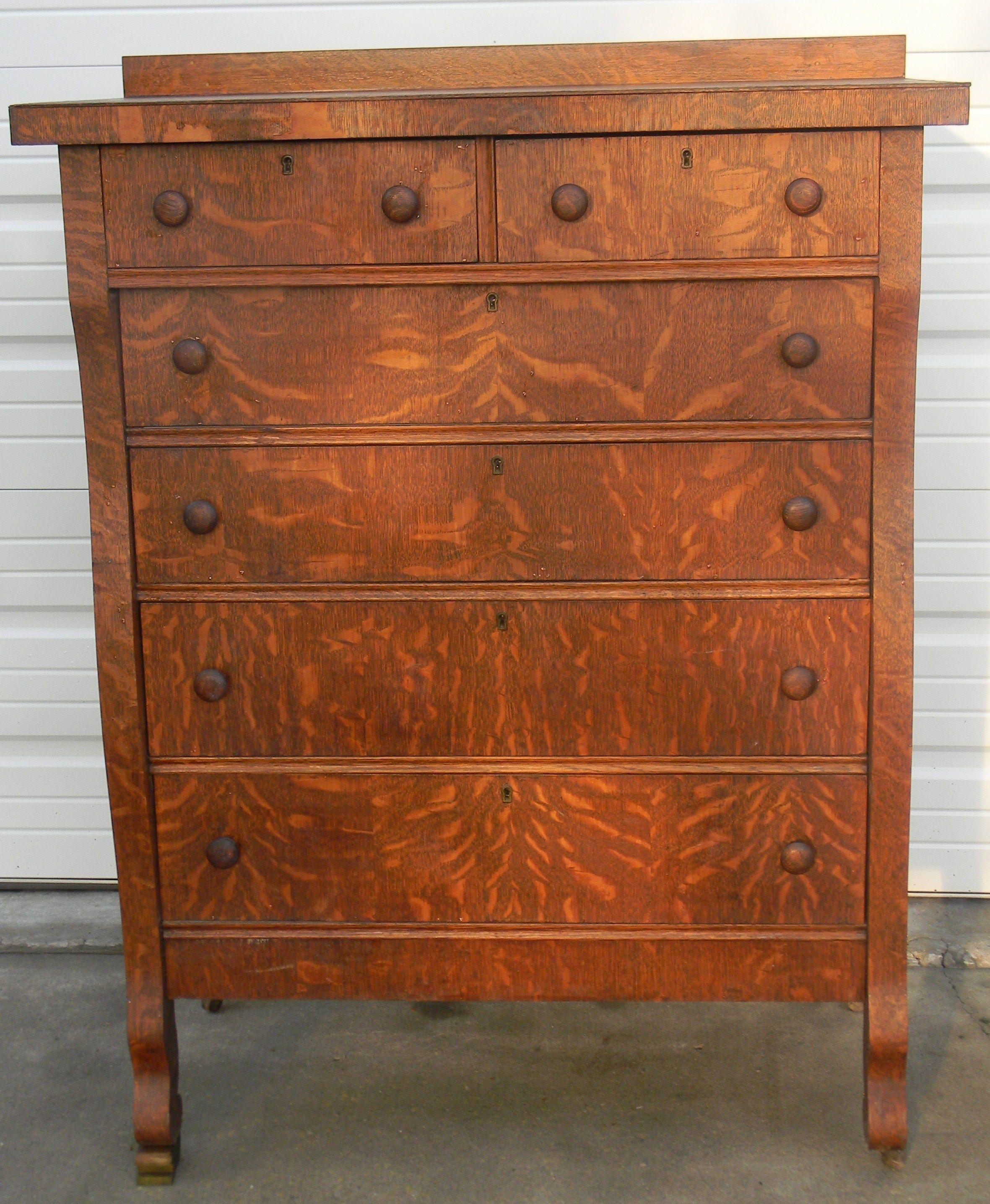 Best Antique Tiger Oak 6 Drawer Dresser Www Facebook Com 400 x 300