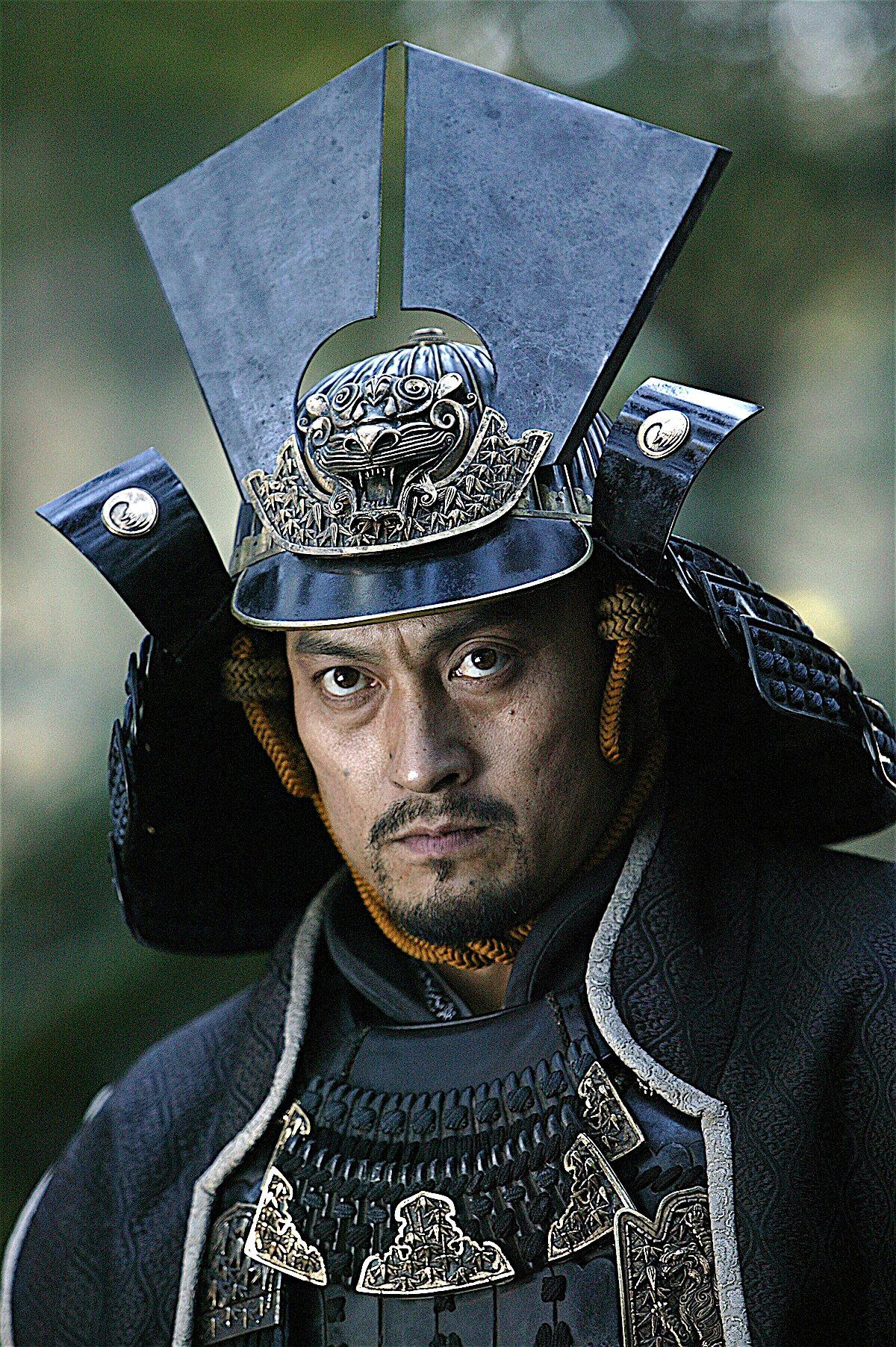 Last Samurai 2003 Ken Watanabe as Katsumoto (With images